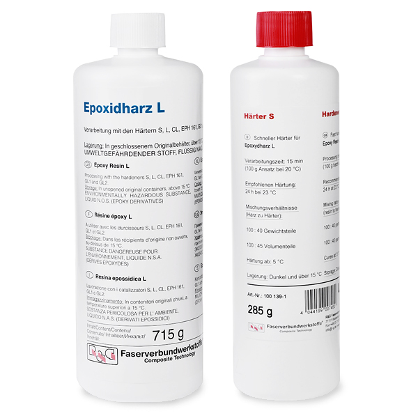 product image: Epoxy Resin L + Hardener S (15 min)