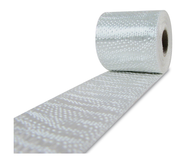 product image: Glass fabric tape 220 g/m² (Silane, unidirectional) 50 mm