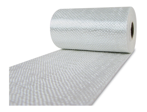 product image: Glass fabric tape 220 g/m² (Silane, unidirectional) 100 mm