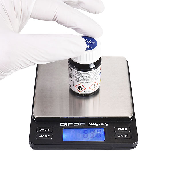 product image: Digital precision scale up to 2000 g