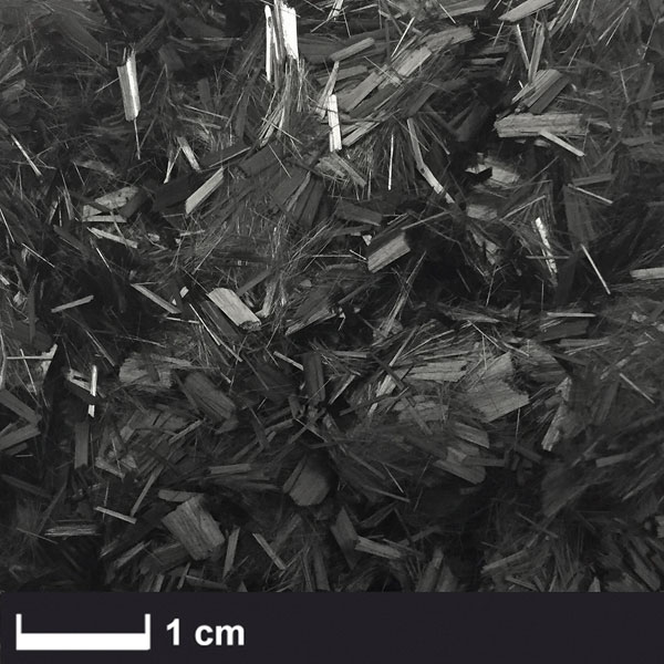 product image: Chopped carbon fibre strands 3 mm