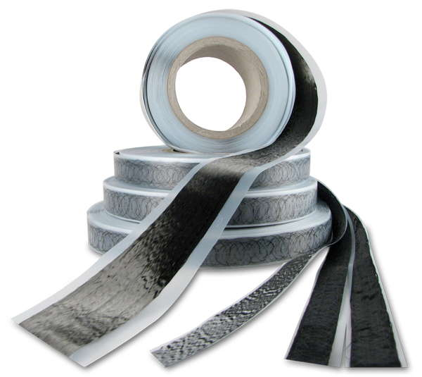 product image: TeXtreme® Carbon fibre tape 38 g/m²<br>(IM, unidirectional) 20 mm