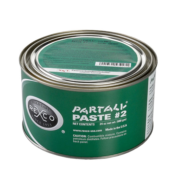 product image: PARTALL® Paste #2 (colourless + green), 680 g