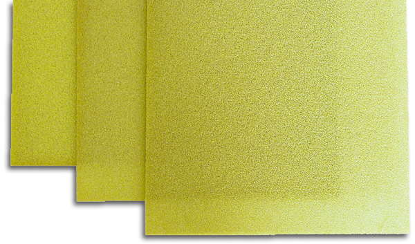 product image: AIREX® Sheets C70.55 (YELLOW) 2450 x 1150 mm