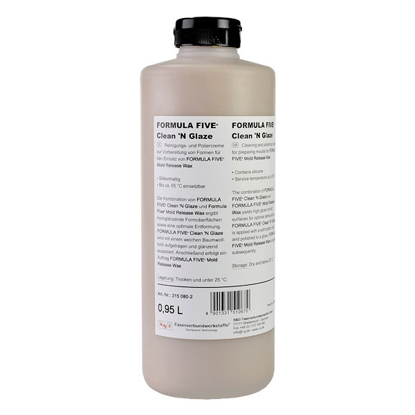 product image: FORMULA FIVE® Clean´N Glaze, 0.95 l