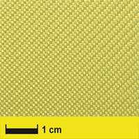 product image: Aramid fabric 110 g/m² (style 140, twill weave) 100 cm