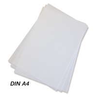 product image: Printable non-woven white, DIN A4