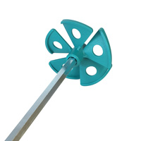 product image: Stirrer with plastic <br>propeller (Collomix LX 70, up to 15 l)