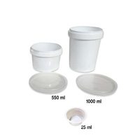 product image: Mixing cups of plastic