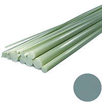 product image: Glass fibre rods (round)