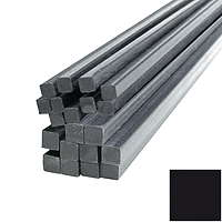 product image: DPP™ Carbon square rods pultruded