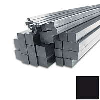 product image: Carbon square rods pultruded