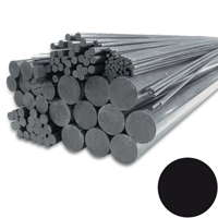 product image: Carbon fibre rods pultruded (round)