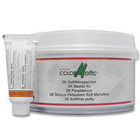 product image: Colormatic 2K Soft fine putty white, 1 kg