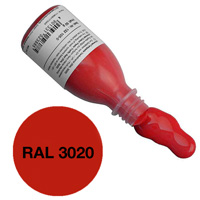 product image: Universal Colour Paste traffic red (RAL 3020)