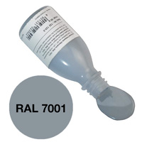 product image: Universal Colour Paste silver grey (RAL 7001)