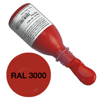 product image: Universal Colour Paste fire red (RAL 3000)