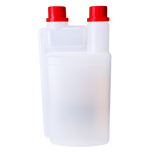product image: PE dosing bottle 1000 ml with caps