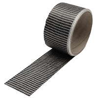 product image: Carbon fibre tape 125 g/m² (unidirectional) 50 mm