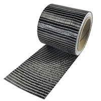 product image: Carbon fibre tape 250 g/m² (unidirectional) 100 mm