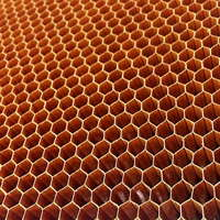 product image: Aramid honeycomb 40 kg/m³, 1100 x 750 mm <br>cell size: 3.2 mm