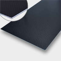product image :Carbon fibre sandwich sheets with Rohacell® 51 core