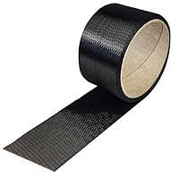 product image: Carbon fibre tape 200 g/m² (unidirectional) 50 mm