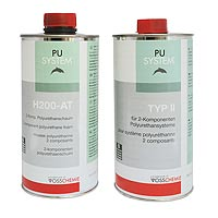 product image: Rigid PU Foam H200-AT + Hardener TYPE 2 (set of two comp.)