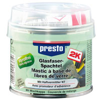 product image: Presto SF Glass Fibre Filler styrene-free