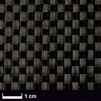 product image: Carbon fabric 400 g/m² (plain) 125 cm