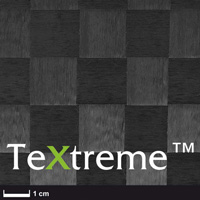 product image: TeXtreme® Carbon fabric 200 g/m² (plain) 100 cm