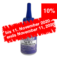 product image: Superglue type SF 5 low viscosity