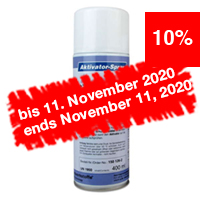 product image: Activator spray for Cyanoacrylates