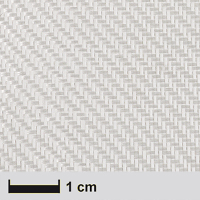product image: Glass fabric 80 g/m² (Silane, twill weave) 100 cm