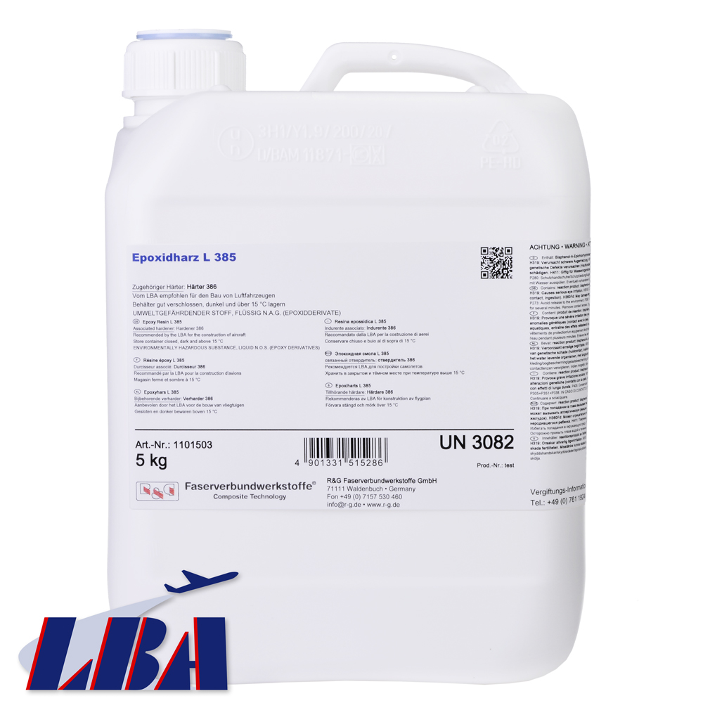 product image 1: Epoxy Resin L 385