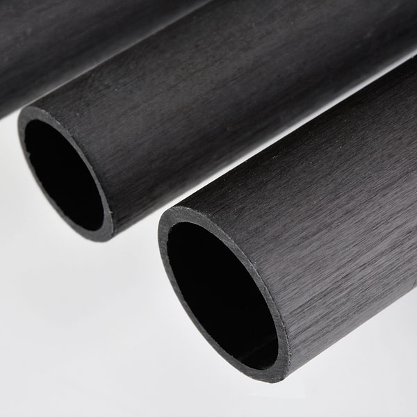 product image 1: DPP™ Carbon fibre tubes pultruded