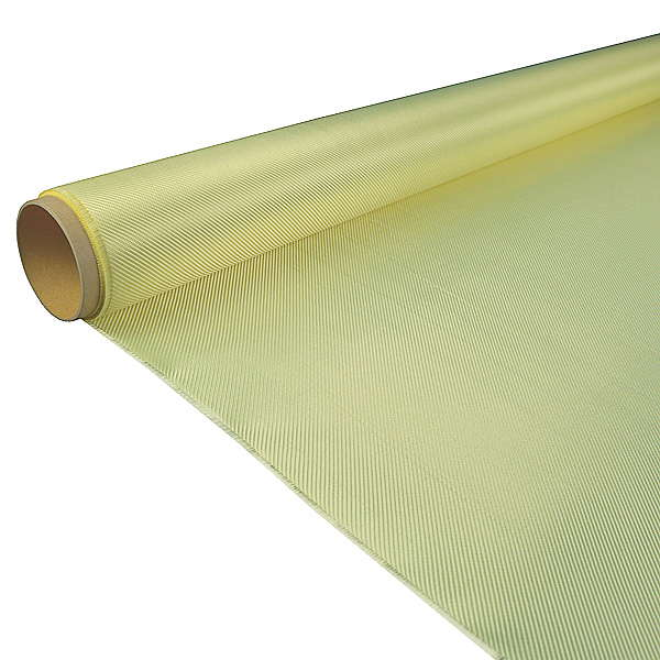 product image 1: Aramid fabric 110 g/m² (twill) 100 cm