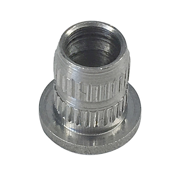 product image 2: Fix-A-Form Insert 12 x 12 mm, bore 6,1 mm