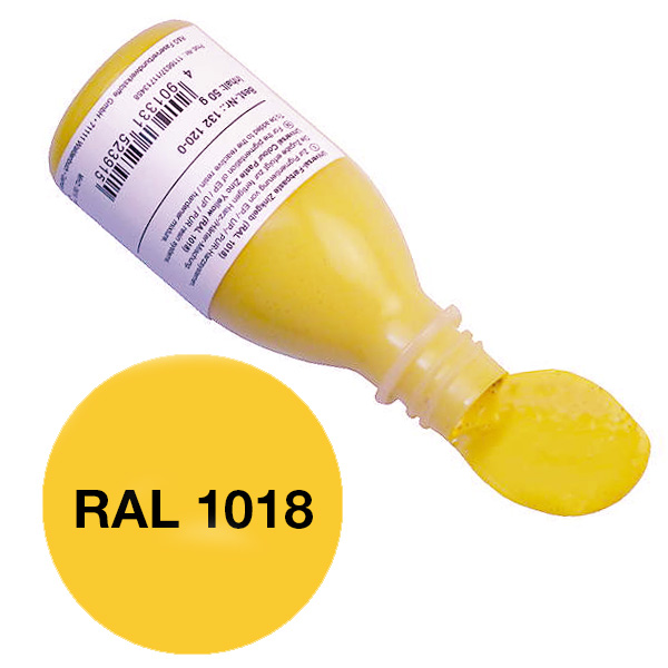 product image 1: Universal Colour Paste zinc yellow (RAL 1018)