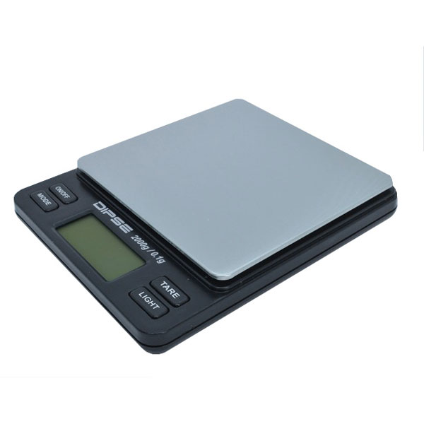 product image 4: Digital precision scale up to 2000 g