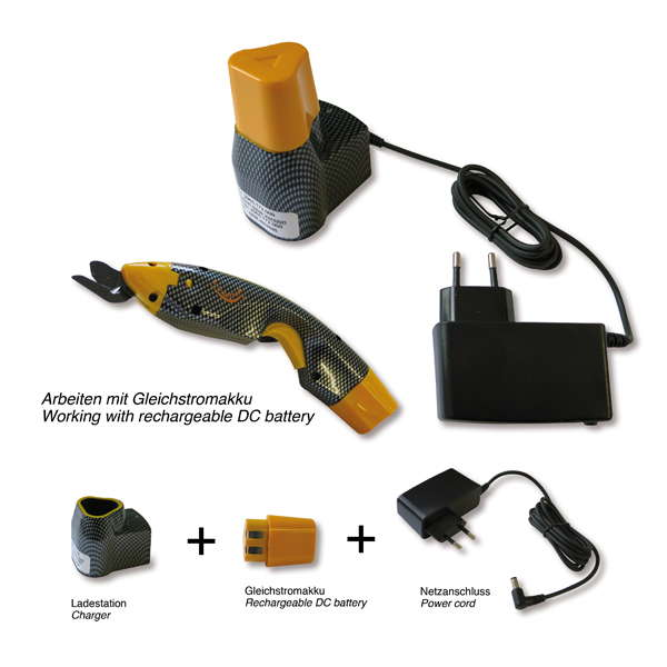 product image 3: EC-Cutter kit with mirco-serrated cutter heads