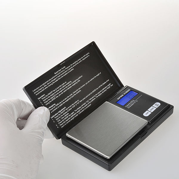 product image 1: Digital precision scale up to 600 g