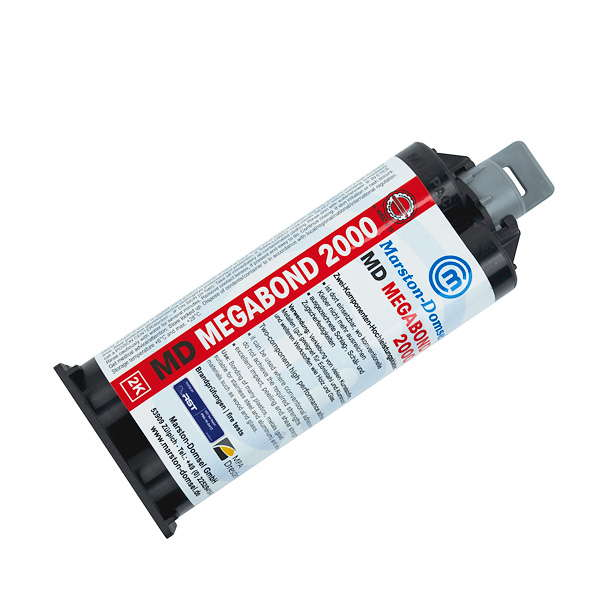 product image 2: MD MEGABOND 2000 (MR 1:1) double cartridge, 50 g