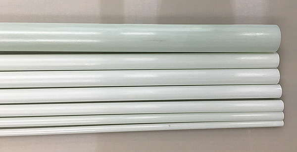 product image 1: Glass Fibre Tube pultruded (Ø 24 / 20 mm) (remainder)