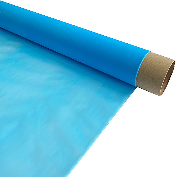 product image 2: Bagging film BLUE perforated (P1), 145 cm