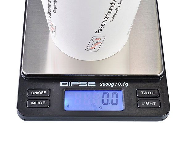 product image 1: Digital precision scale up to 2000 g