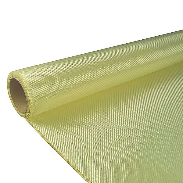 product image 1: Aramid fabric 170 g/m² (style 248-1, twill weave) 127 cm