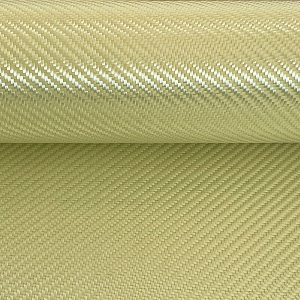 product image 2: Aramid fabric 170 g/m² (style 248-1, twill weave) 127 cm