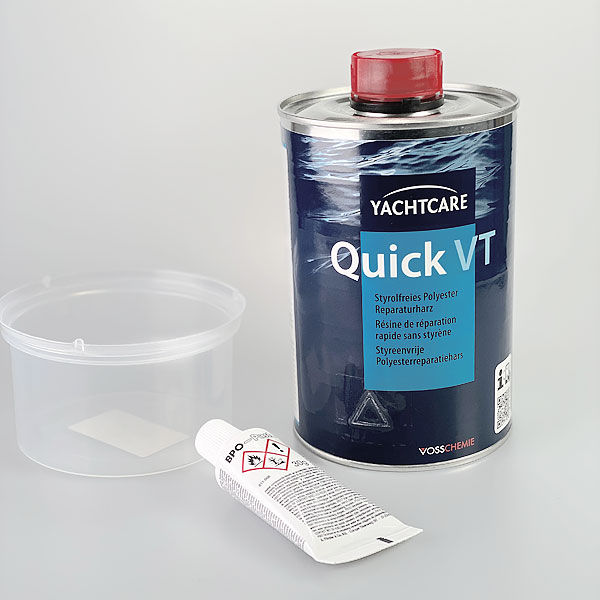product image 1: YC QUICK VT (incl. hardener), 1 kg