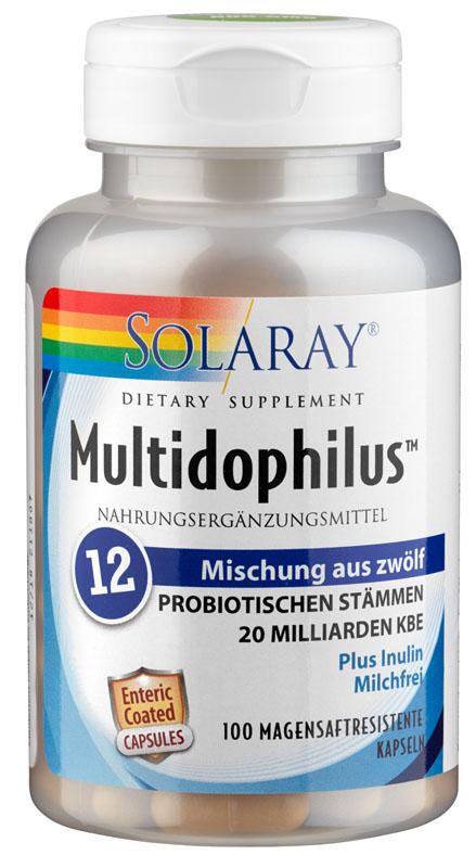 Multidophilus 12 von Solaray